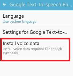 speechsynthesis data installer Download speechsynthesis data installer 103 for android speechsynthesis data installer is a free smartphone tools app that installs data files needed by android.