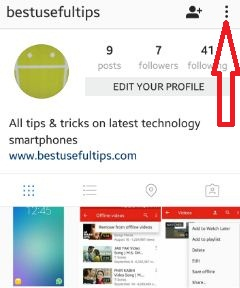 login-instagram-account-android
