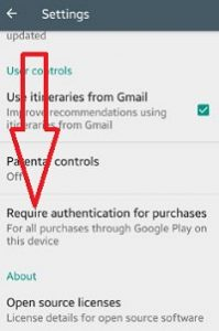 require-authentication-for-purchase-android