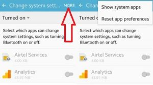 tap-more-on-change-system-settings-option