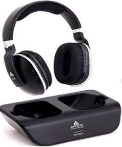 Artiste Wireless ear headphone for TV
