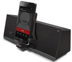 Android docking station speakers