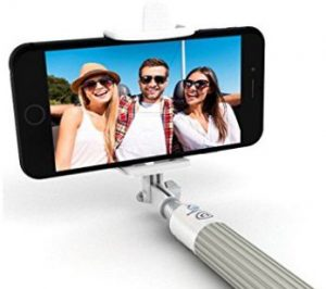 Bluetooth Selfie stick for samsung galaxy