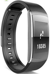 Iwownfit wristband fitness tracker band