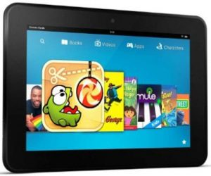 Kindle Fire HD tablet Christmas 2016 deals