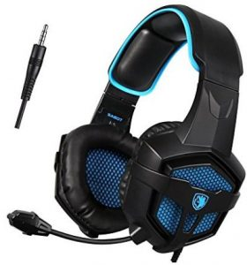 Sades Xbox one gaming headset 2017