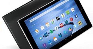 best Kindle fire tablet