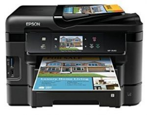 Epson wireless inkjet pritner for android phone