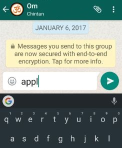 turn off predictive text on android nougat