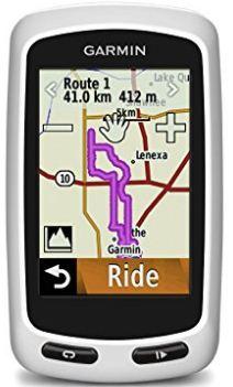 Garmin edge touring GPS navigation system 2017