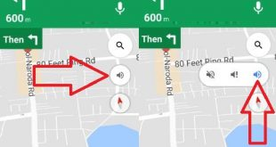 Google maps voice not working android