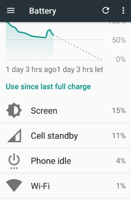 Google pixel XL battery drain problem