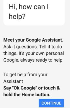 How to use Googel Assistant on android phone