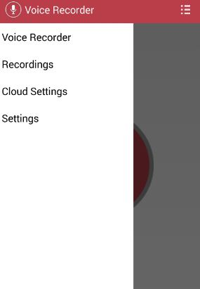 Voice recorder app for android phone