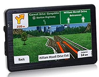 Xinda portable Car GPS navigation system 2017