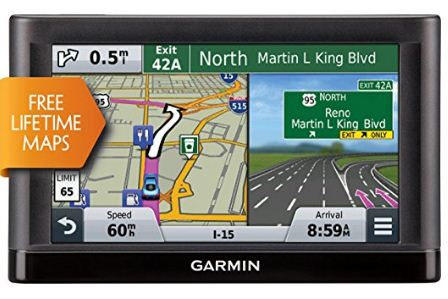 best garmin handheld GPS navigation system USA