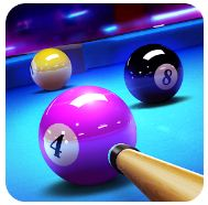 3D pool ball game for android device