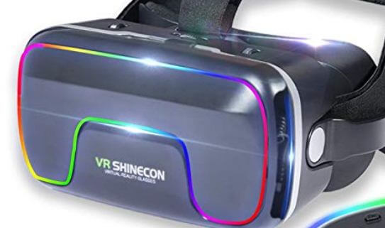 Best VR headset for android smartphone
