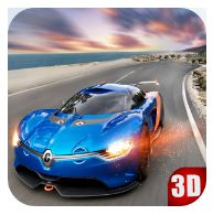 City racing 3D game for android phone