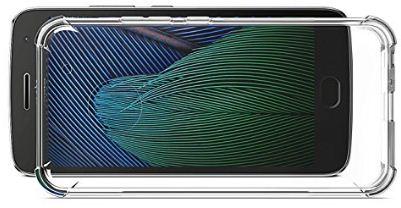 Moto G5 Plus case SPARIN