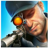 Snipper 3D Assassin Gun shooter game for android