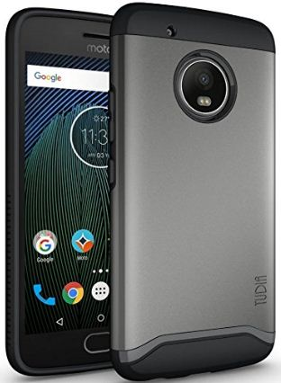 TUDIA case for Moto G5 plus device
