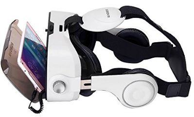 Best VR headset for android phone: Enjoy 3D movies & gaming