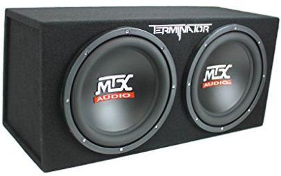 MTX Best car subwoofers for deep bass