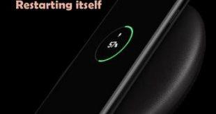 fix Samsung galaxy S8 restarting again and again