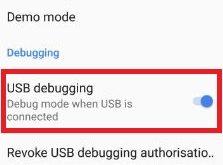 Enable USB debugging Google Pixel & Pixel XL