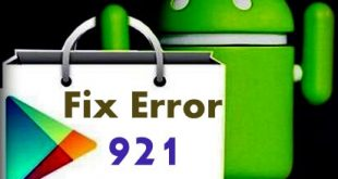 Fix Google Play store error 921 in android