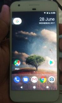 how to fix google pixle unresponsive screen
