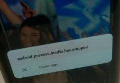 Fix android.process.media has stopped error