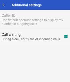 Fix Google pixel call waiting not working after update