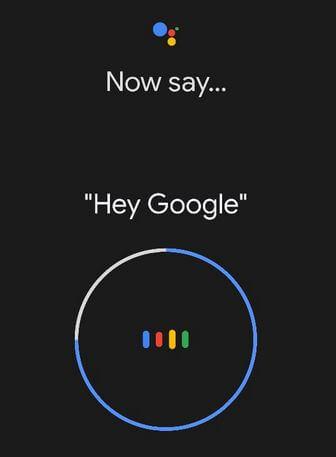 Ok Google Voice not working on Google Pixel