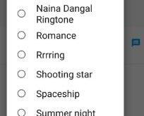change ringtone on Google Pixel phone