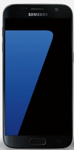 fix Samsung galaxy S7 black screen problem