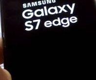hard reset galaxy S7 edge phone