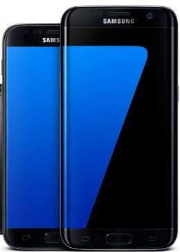 reset forgot screen lock password on galaxy S7 edge phone