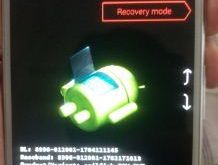 Enter Google Pixel Recovery mode
