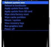 Enter recovery mode on Samsung galaxy S8 plus
