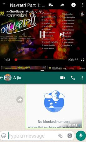 Use Multi window mode on Google Pixel phone