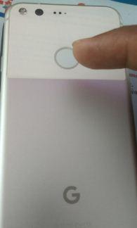 Set up fingerprint on Pixel 2 and Pixel 2 XL