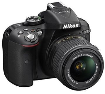 Best deals on Black Friday Nikon DSLR camera