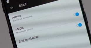 Customize Alert slider on OnePlus 5T