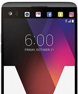 Customize always-on display LG V30