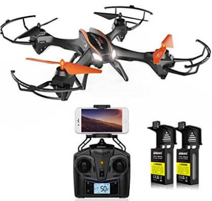 DBPower drone deals 2017 Black Friday