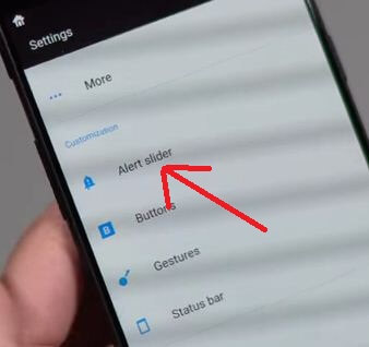 How to use OnePlus 5T Alert slider feature