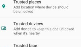 How to use smart lock on OnePlus 5T