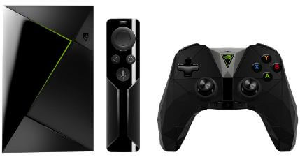 NVIDIA SHIELD TV streaming media player deals 2017